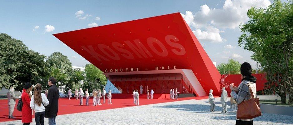 проектирование в Крыму, архитектура