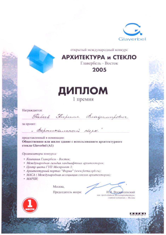 архитектор Крым