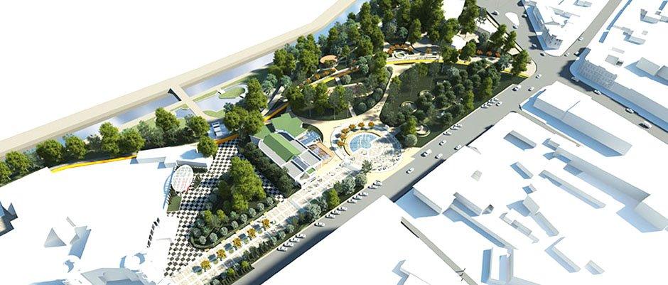 Проект парка