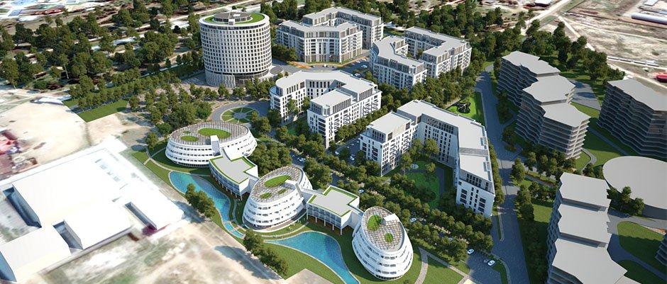проект застройки Севастополь
