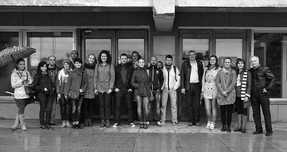 Союз молодых архитекторов Крыма - Воркшоп - РЕгенерация: Алушта