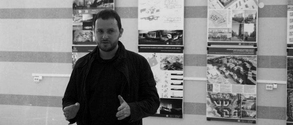 архитектор Кирилл Бабеев