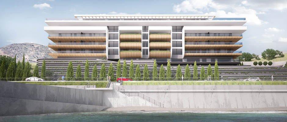 Проектирование гостиницы в Крыму