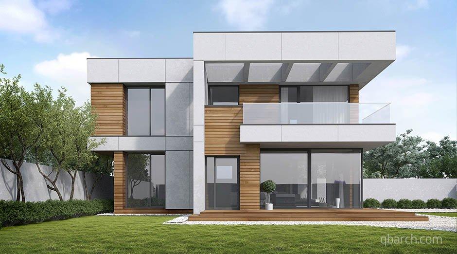 проект дома в Крыму, архитектор Кирилл Бабеев