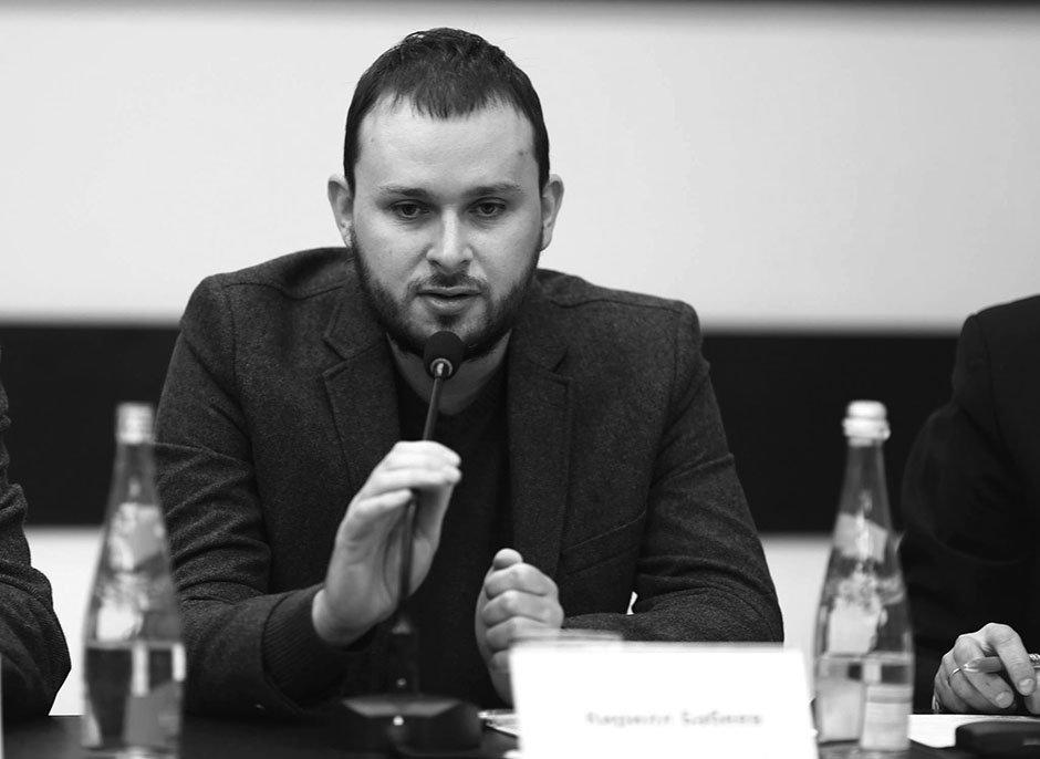 Кирилл Бабеев архитектор Круглый стол «Перспективы градостроительного развития Республики Крым»