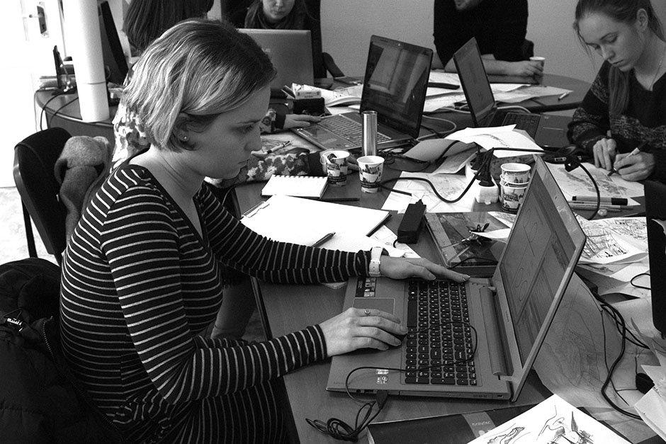 Союз молодых архитекторов Крыма СМАК РЕгенерация