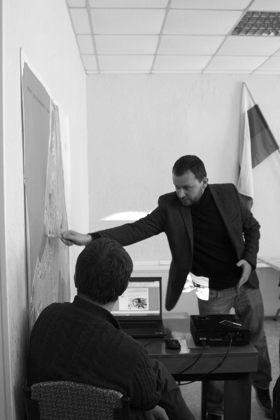 Кирилл Бабеев Союз молодых архитекторов Крыма СМАК РЕгенерация