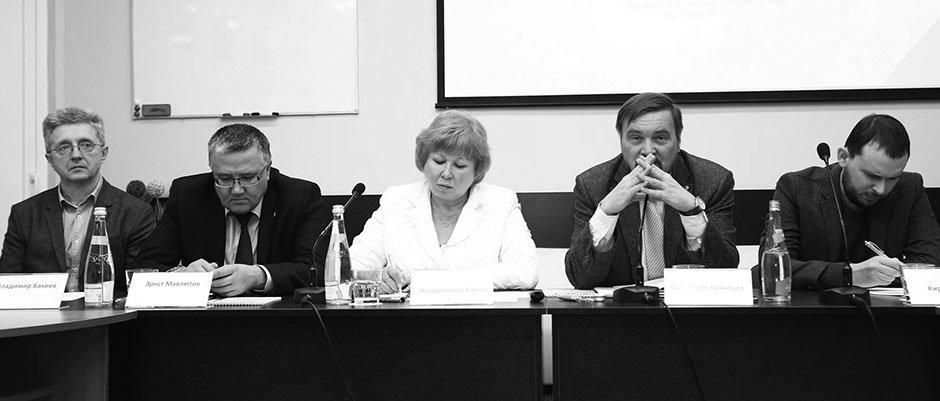 Круглый стол «Перспективы градостроительного развития Республики Крым» Кирилл Бабеев