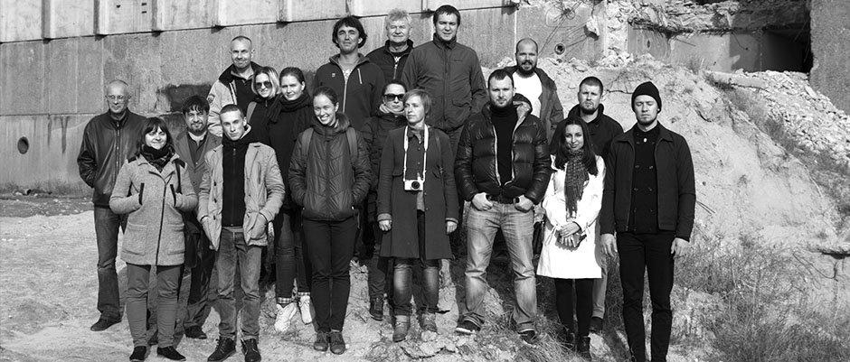 Воркшоп Регенерация Союза Молодых Архитекторов Крыма