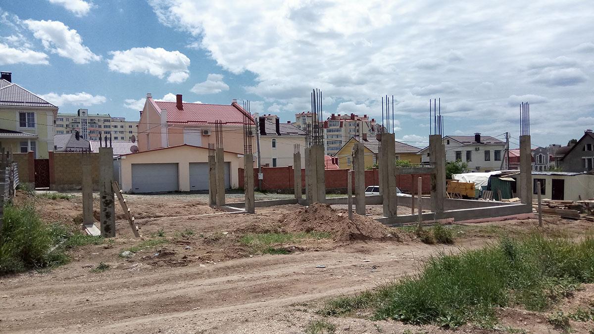 Строительство дома в Симферополе