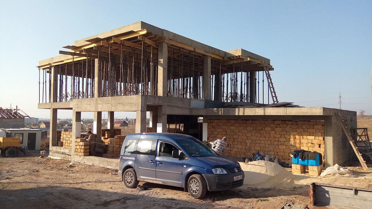 Проектирование и строительство современного дома
