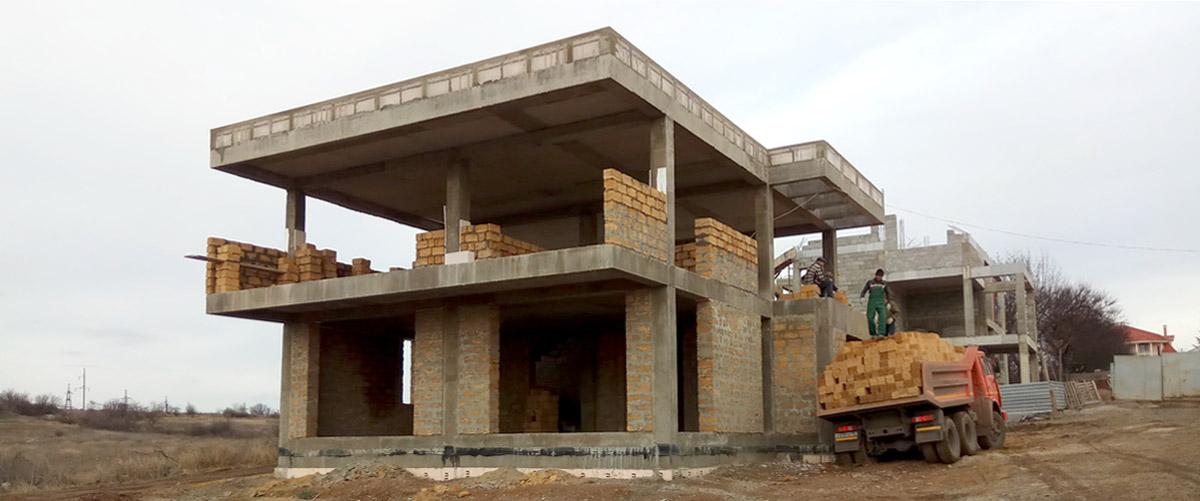 проектирование и строительство Симферополь