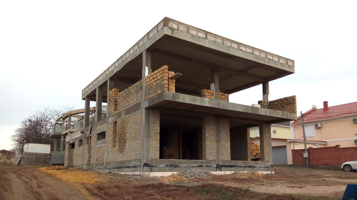 Проектирование и строительство домов в Крыму